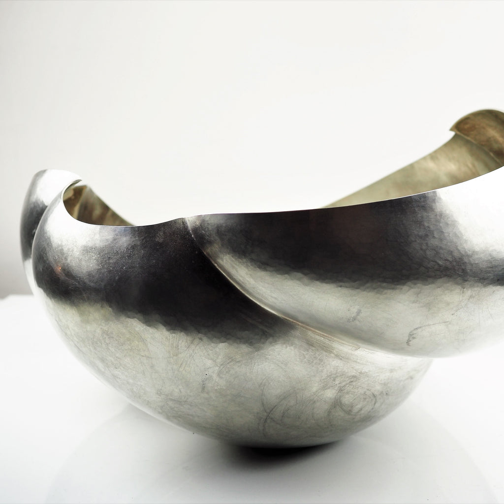 Brown, Abigail – Silver Vessel | Abigail Brown | Primavera Gallery