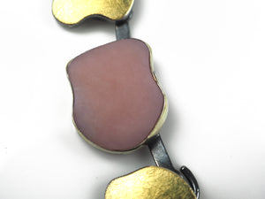 Klosowski, Kai - 22ct Gold Necklace With Jasper | Kai Klosowski | Primavera Gallery