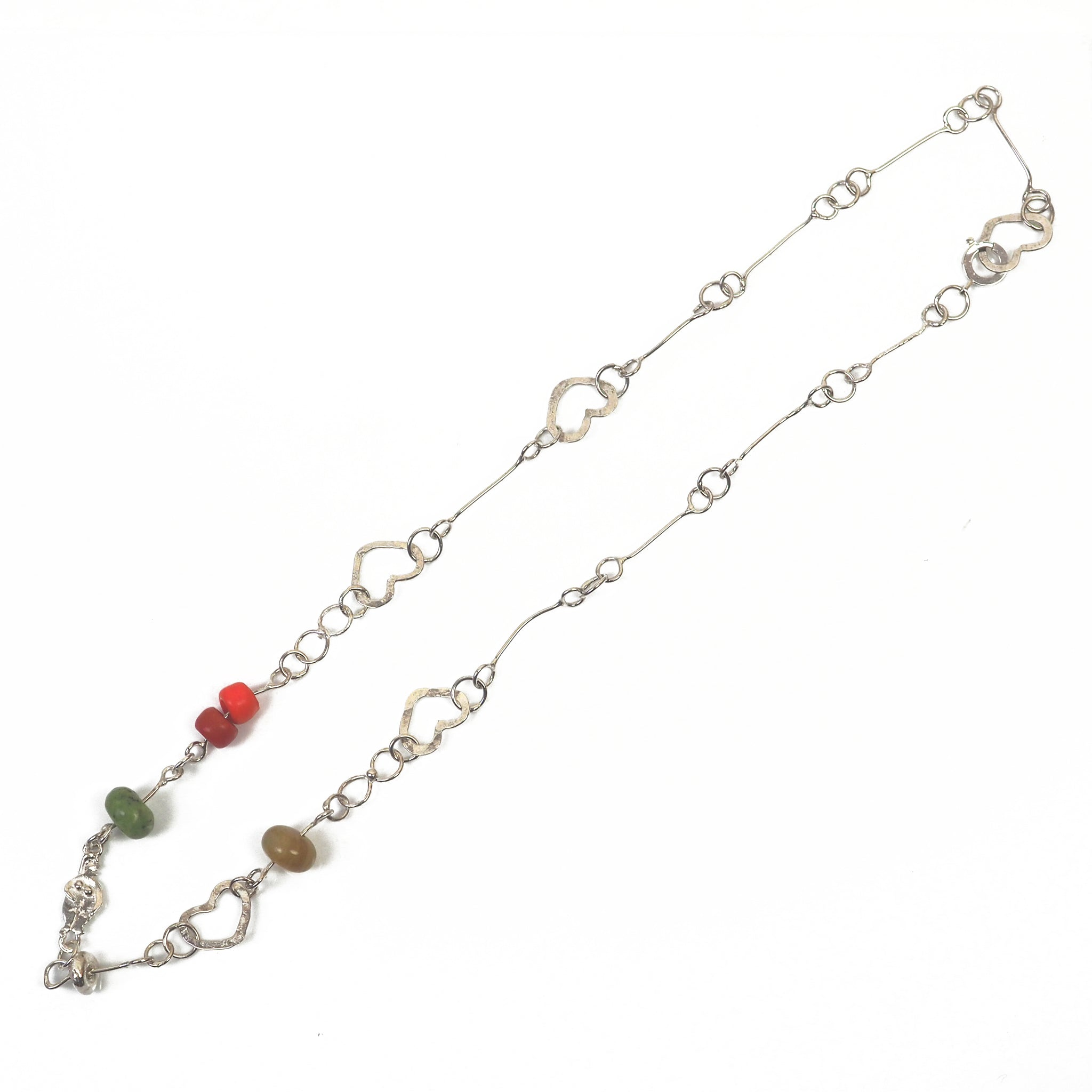 Pine, Jemima - Silver Necklace