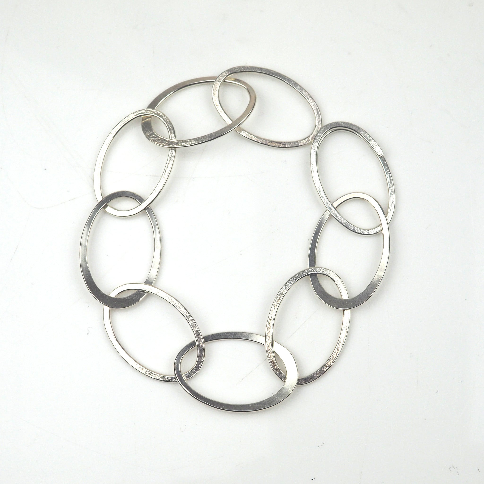 Latham and Neve – All Silver Bracelet