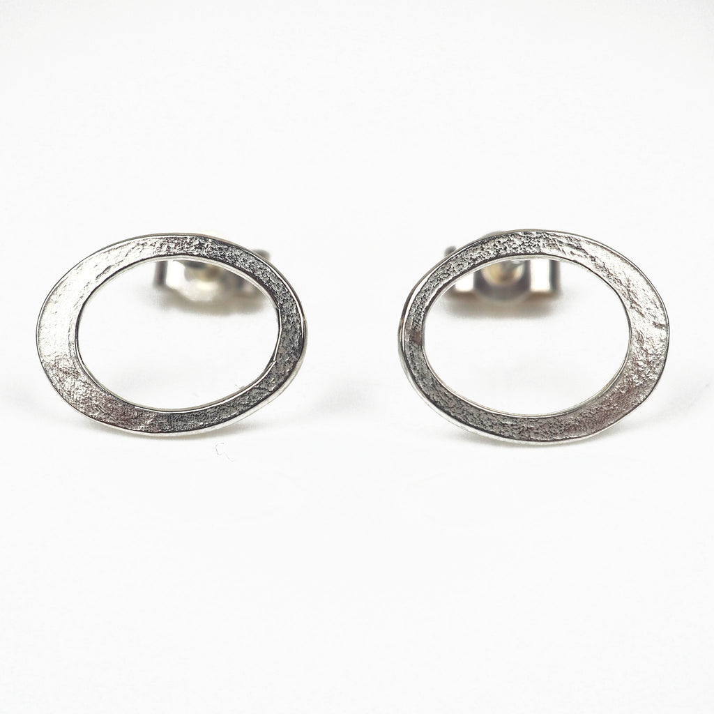 Latham and Neve – Small Silver Studs