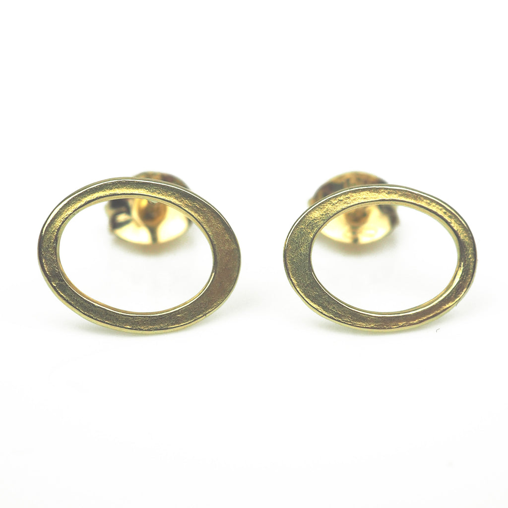 Latham and Neve – Small Fine Gold Studs