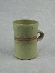 Gant, Tony – Large Straw Yellow Stoneware Mug