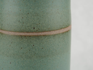 Gant, Tony – Small Vase with Jade Green Glaze