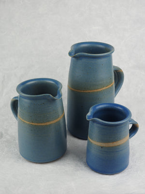 Gant, Tony – Large Jug with Blue Glaze