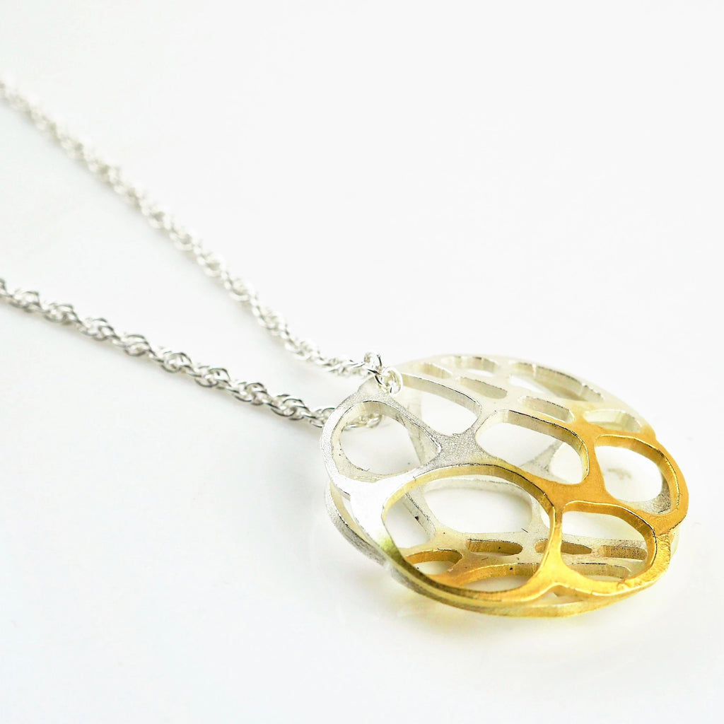 Ankers, Melanie – Lacewing Circle Pendant | Melanie Ankers | Primavera Gallery