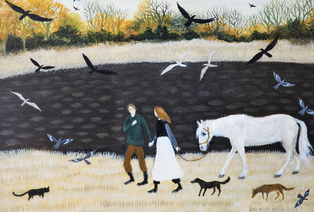 Nickerson, Dee – A Bit of Romance | Dee Nickerson | Primavera Gallery