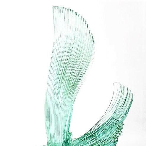Newsome, Peter – Wave Sculpture