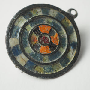 Roman - Enamelled Brooch