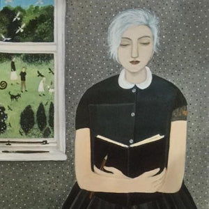 Nickerson, Dee – Stuck Indoors | Dee Nickerson | Primavera Gallery
