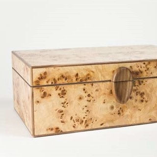 Pearce, Jonathan – Poplar Oak Jewellery Box