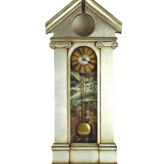 Spencer, Julian – Clock | Julian Spencer | Primavera Gallery