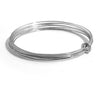 Silver Multi Ripple Bangle | Latham & Neve | Primavera Gallery