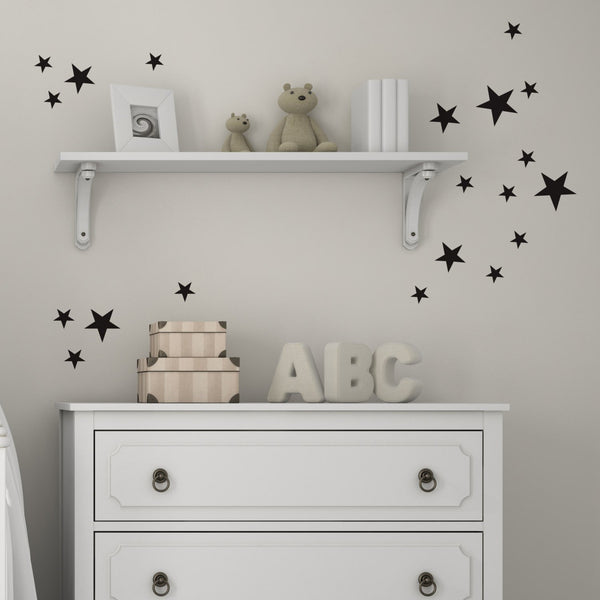 In the Spotlight: Star Wall Stickers