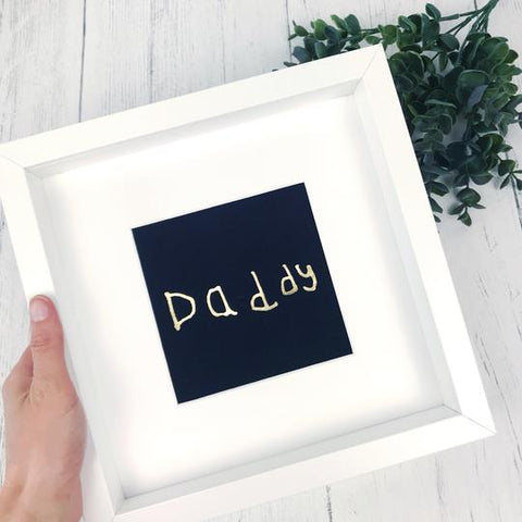 Child's Handwriting Frame