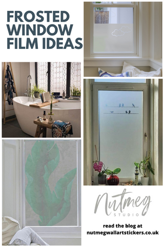 Frosted Window Film: The Best Alternative to Net Curtains
