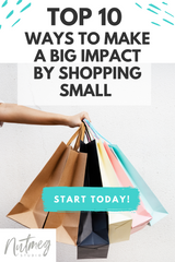 How To Shop Independent and Make a Big Impact