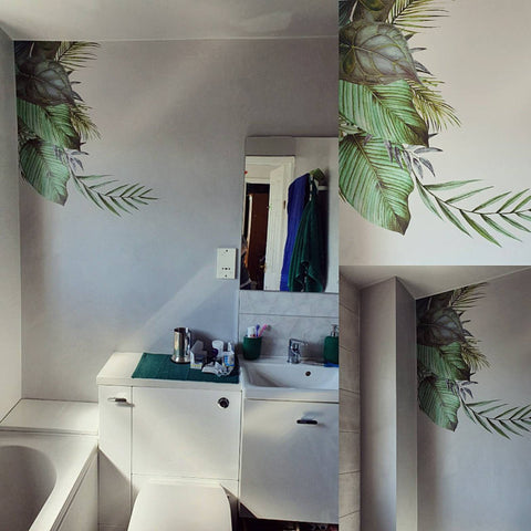 Why Not Give Your Bathroom a Tropical Vibe?