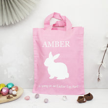 Personalised Mini Easter Bunny Tote Bag