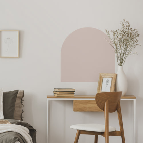 Arch Colour Block Wall Sticker