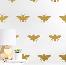 Bumble Bees Wall Sticker Set