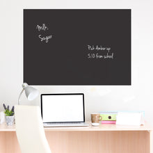 Rectangle Chalkboard Wall Stickers In A4, A3, A2, A1, A0