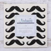 Craft Stickers Moustaches