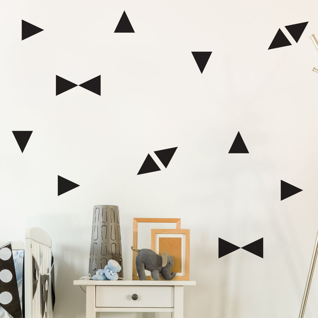 Triangles Wall Stickers