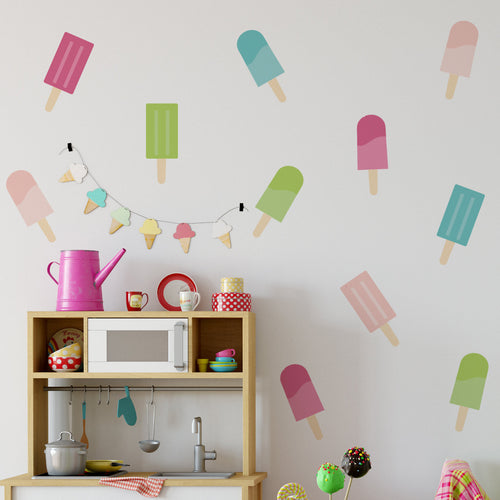 Wall Sticker Lollipops