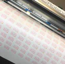 Custom Branded Stickers Labels