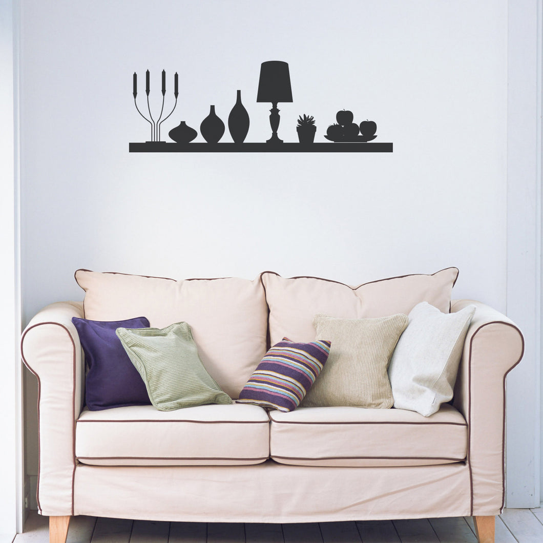Shelf Wall Sticker