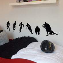 Wall Stickers Rugby