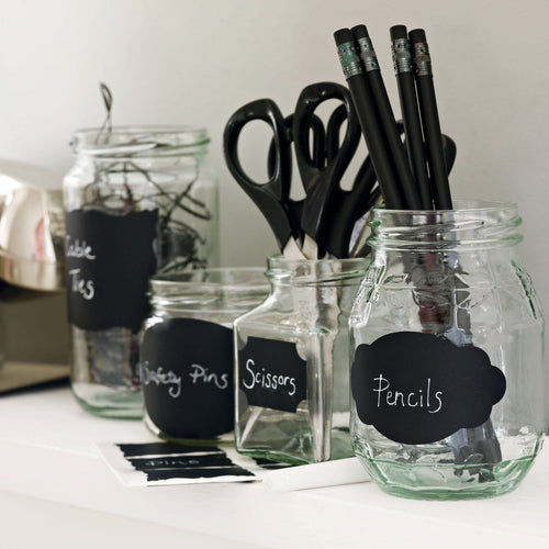 Chalkboard Labels - stickers