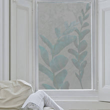 Botanical Frosted Window Film by Nutmeg Wall Stickers