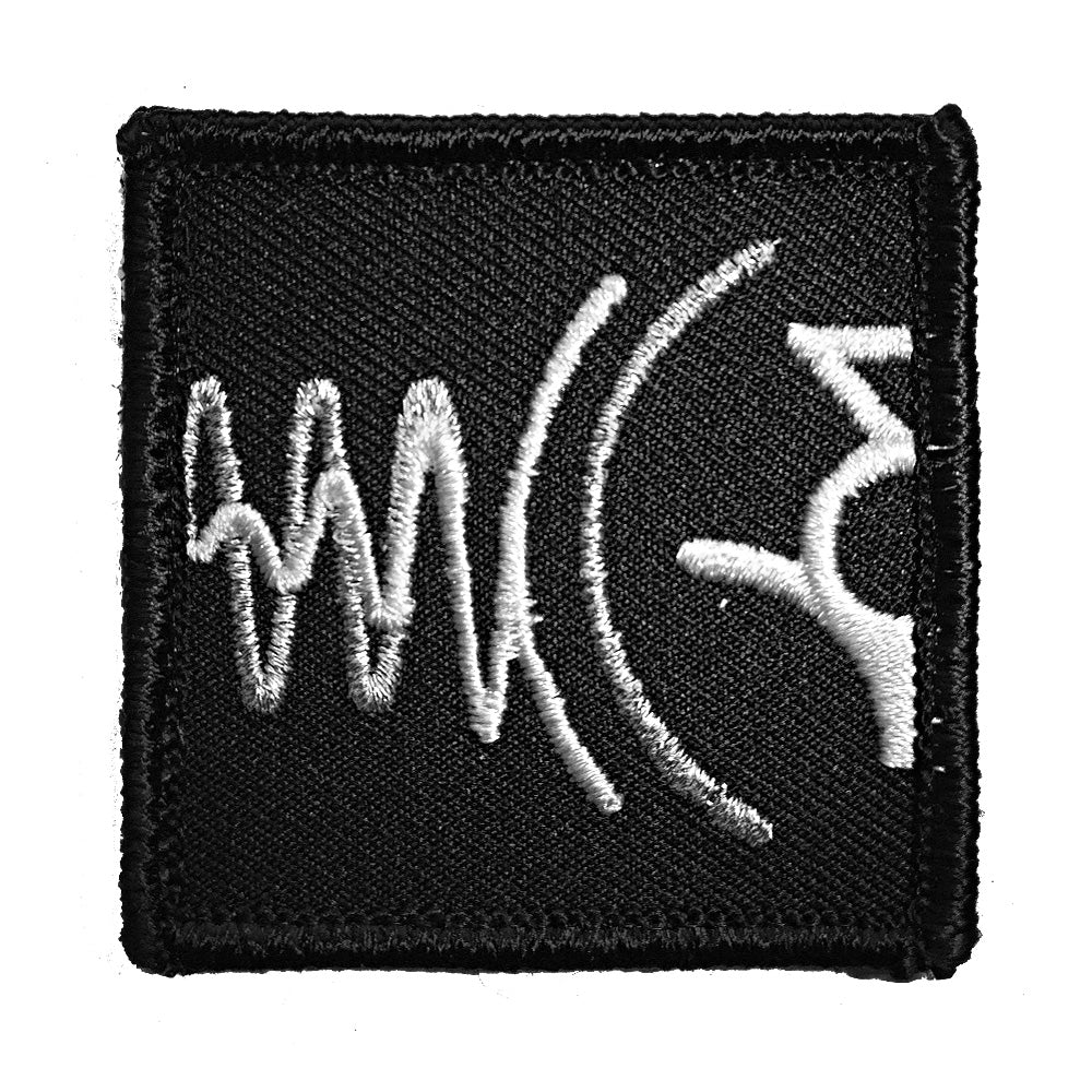 Wndsn High Frequency Silver Patch