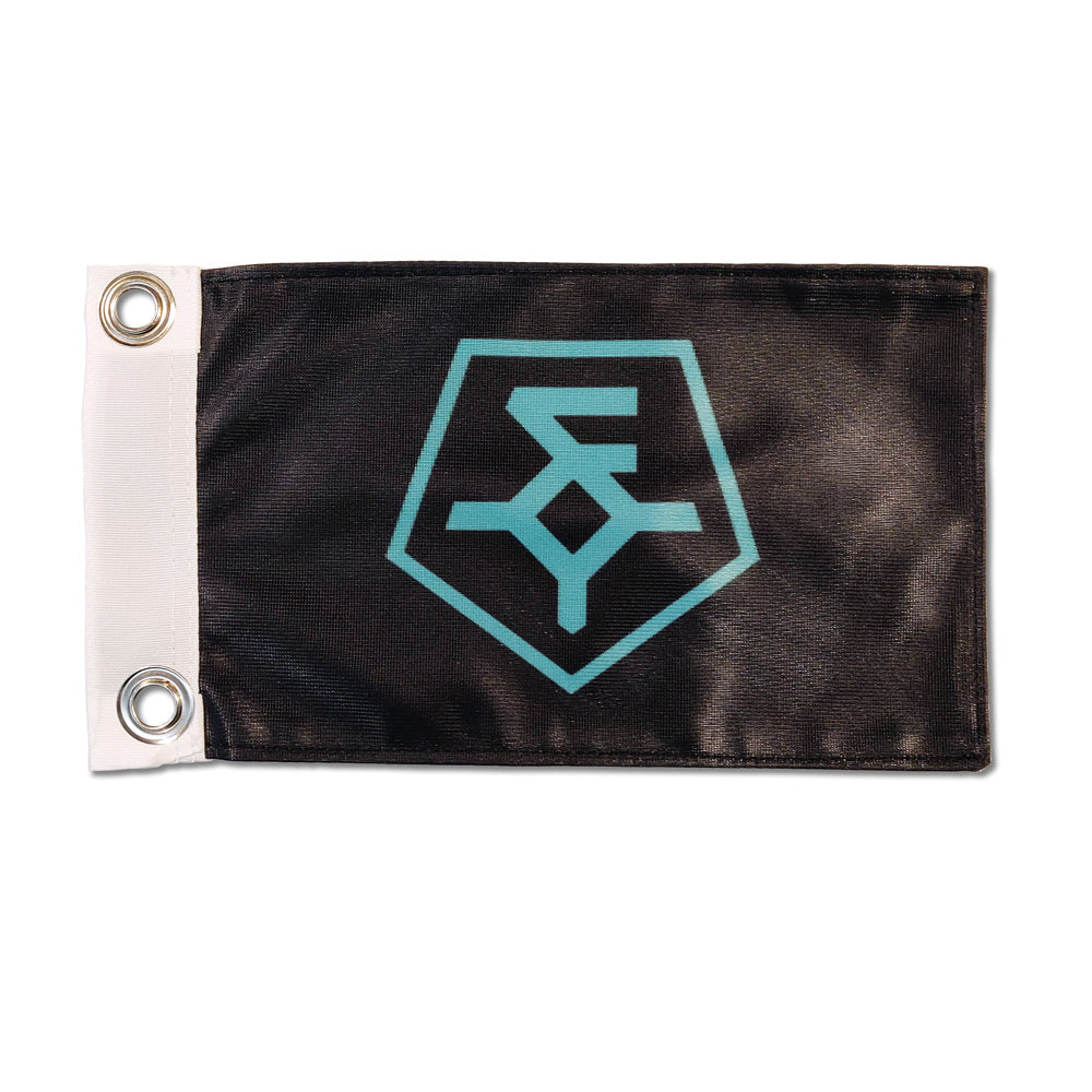 Wndsn Expedition 2021 Logo Flag Black