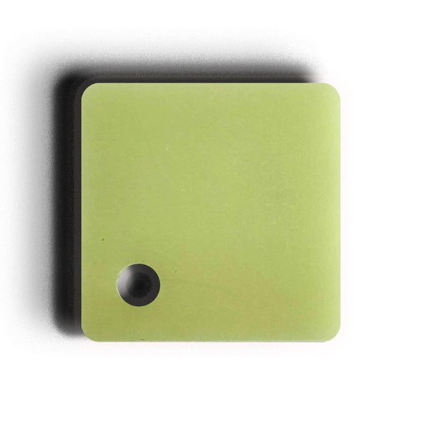 Wndsn Glowtab: Glow-in-the-Dark Square with Velcro