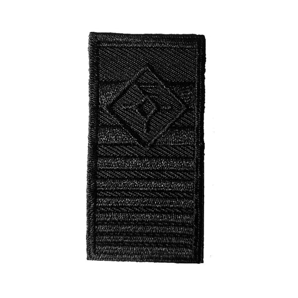 Wndsn Metrology 1x2 Blackout Patch