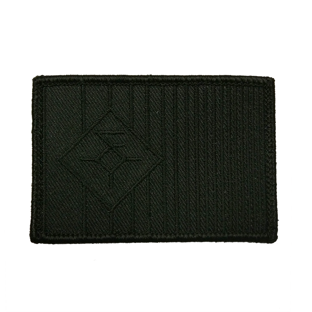 Wndsn Metrology 2x3 Blackout Patch