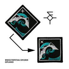 Perpetual Explorer Black 3C Patch