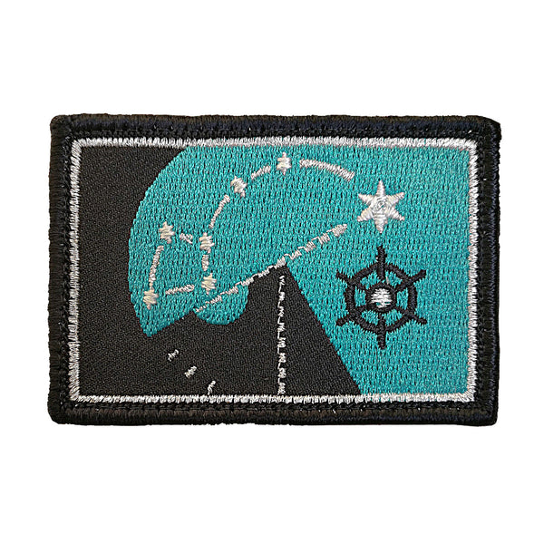 Polaris 2x3 3C GITD Patch