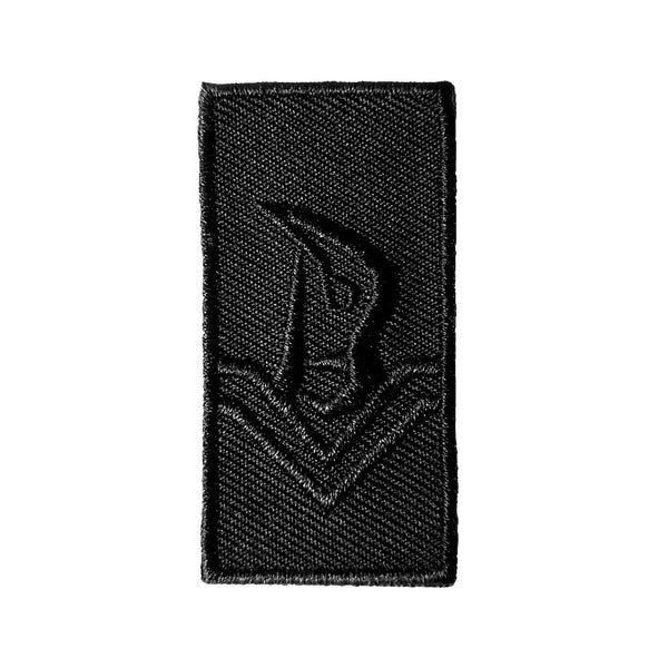 Wndsn Raven 1x2 Blackout Patch