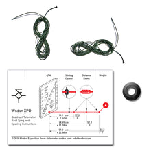 Replacement String and Weight for Wndsn Telemeters