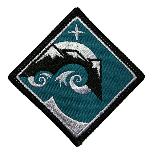 Perpetual Explorer White 3C Patch
