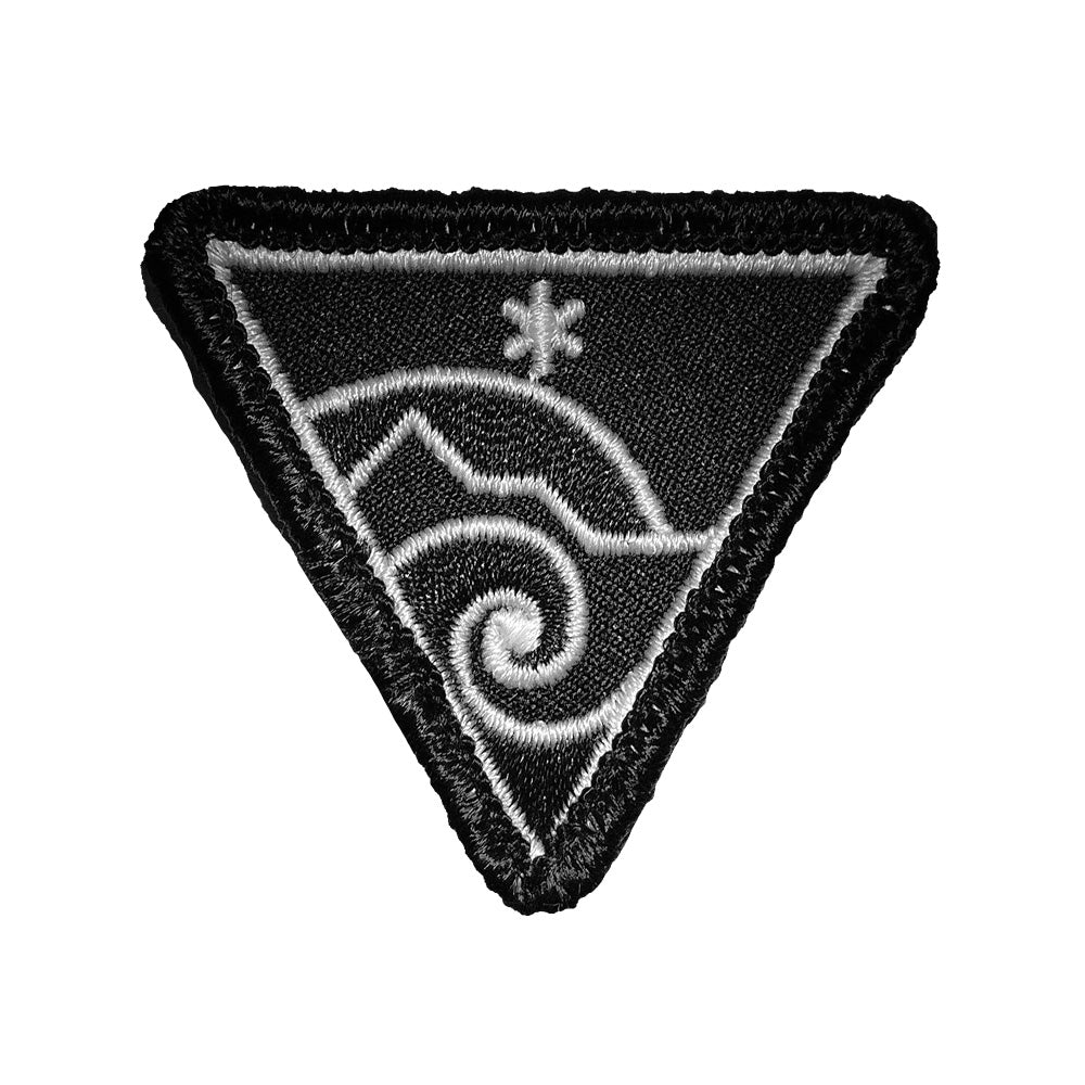 Perpetual Explorer Triangle GITD Patch