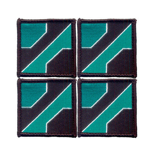 Wndsn Truchet Tile Pack (4 Patches)