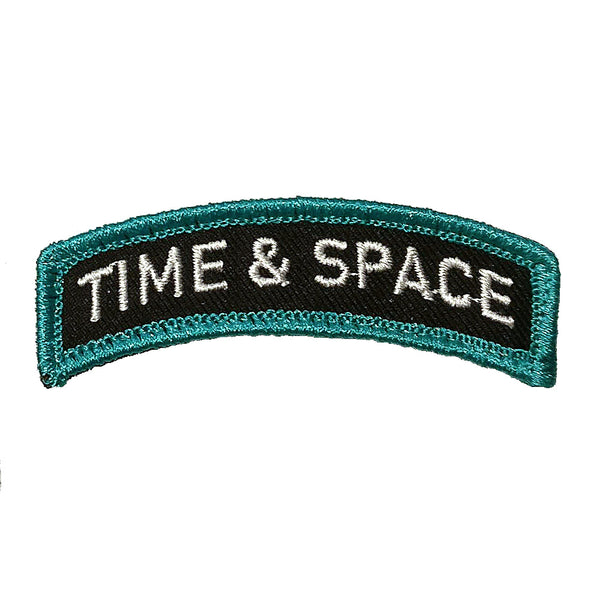 Wndsn Time & Space 3C Tab Patch