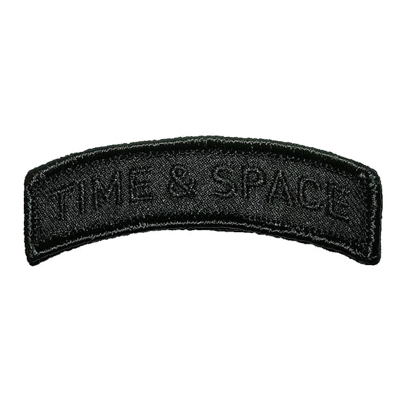 Wndsn Time & Space Blackout Tab Patch