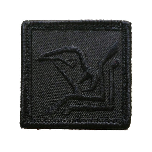 Wndsn Raven 2x2 Blackout Patch