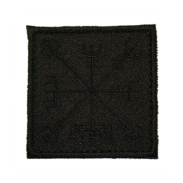 Wndsn Vegvisir - Travel Well Blackout Patch
